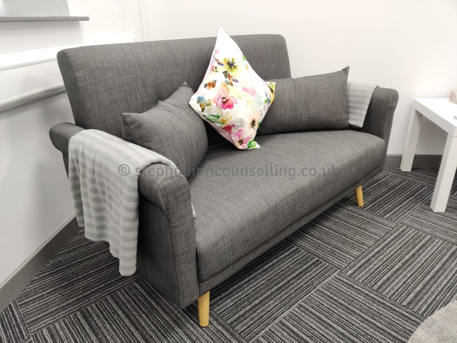 Counselling couch